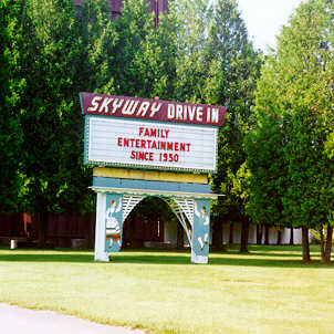 Skyway Drive-In Theatre