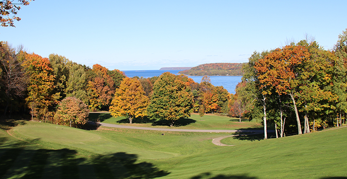 Peninsula State Park Golf Course