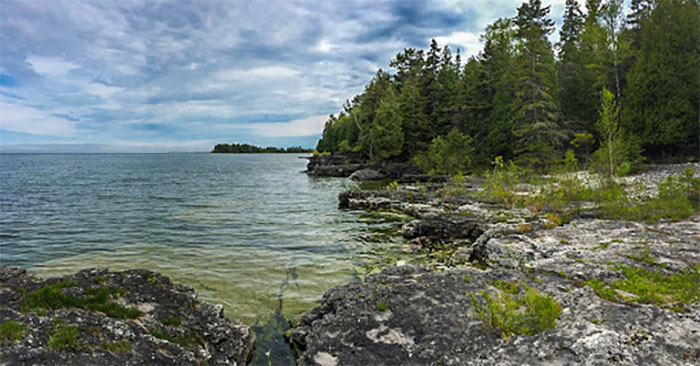 Toft Point State Natural Area