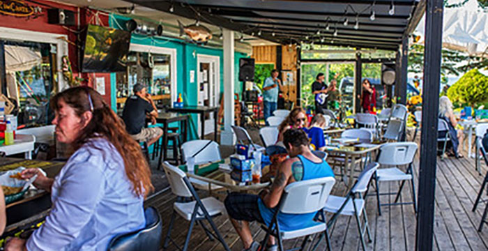 Waterfront Mary's Bar & Grill