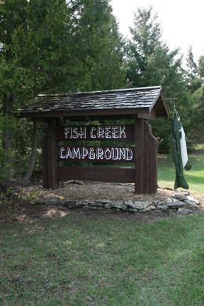 Fish Creek Campground & RV, LLC