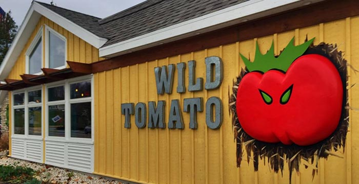 Wild Tomato Woodfired Pizza & Grille