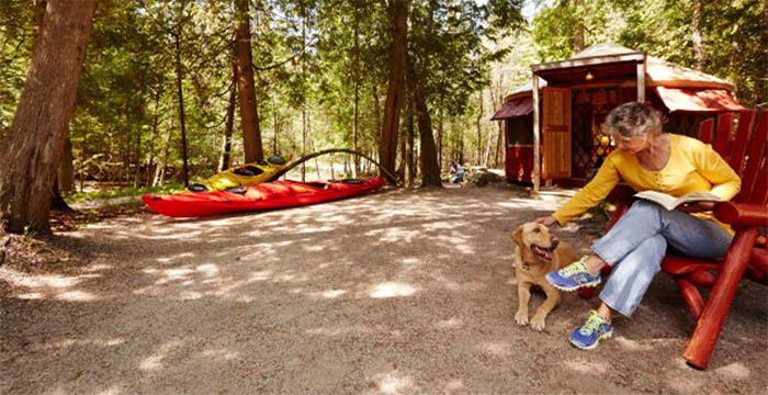 Wagon Trail Campground