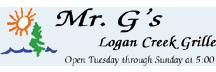 Mr. G's Logan Creek Grille