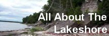 All About The Lakeshore Door County Cottages